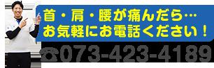 電話番号073-423-4189